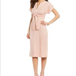 Cremieux Rosalie bow tie dress